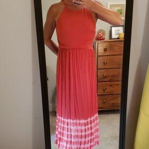 Loft Tie Dye Dress